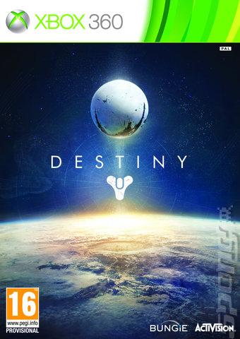 Destiny sur PS4/One (Dématérialisé) gratuit pour l'achat des versions 360/PS3