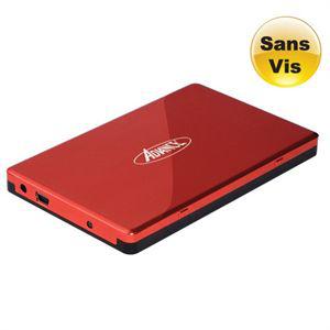 Boitier disque dur Advance BX-2616RE - Rouge