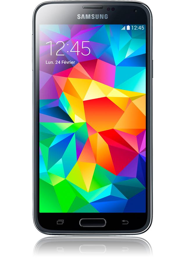 Smartphone Samsung Galaxy S5 (70€ d'ODR + 100€ sur carte Waaoh)