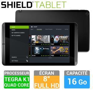 "Tablette Nvidia Shield 8"" 16 Go Wifi"