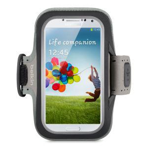 Etui brassard Belkin F8M558btC00 pour Samsung Galaxy S4