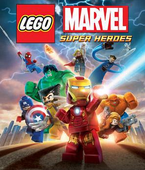 -75% sur la franchise Lego sur PC - Ex : Lego Marvel Superheroes