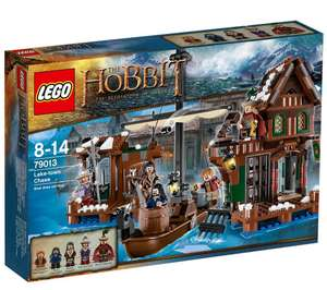Lego - The hobbit : La poursuite de Lacville