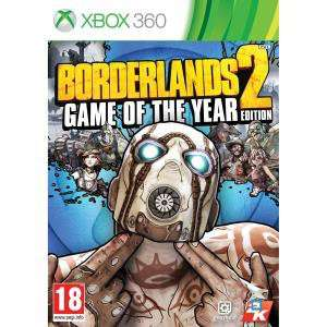 Borderlands 2 Game Of The Year sur XBOX 360