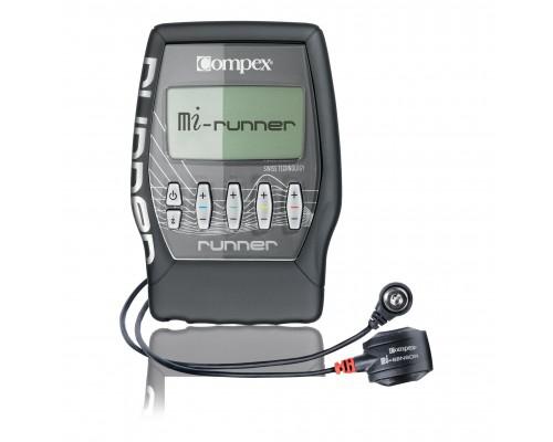 Appareil d'électrostimulation Compex Runner + Mi Sensor (avec 70€ de consommables offerts)
