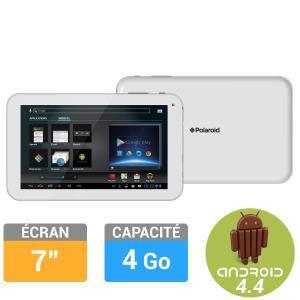 """Tablette Polaroid Infinite 7"""" 4Go Blanche"""