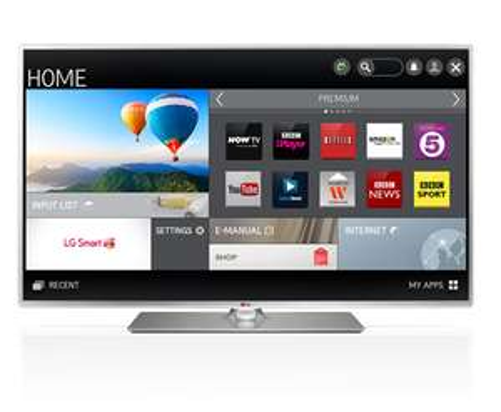 "TV 55"" LG 55LB580V Full HD Smart TV"
