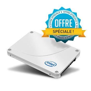 Disque SSD Intel Série 520 Cherryville 120 Go SATA 3