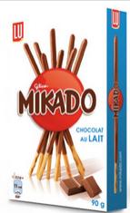 Mikado chocolat au lait gratuit via Shopmium