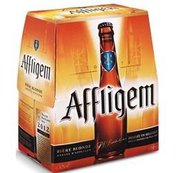 Pack de bières Affligem Blonde 6x25cl