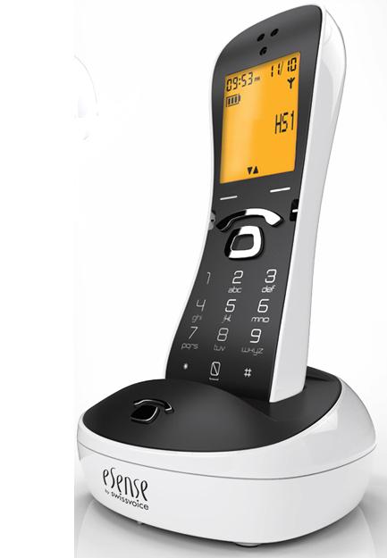 Téléphone sans fil Swissvoice Esence
