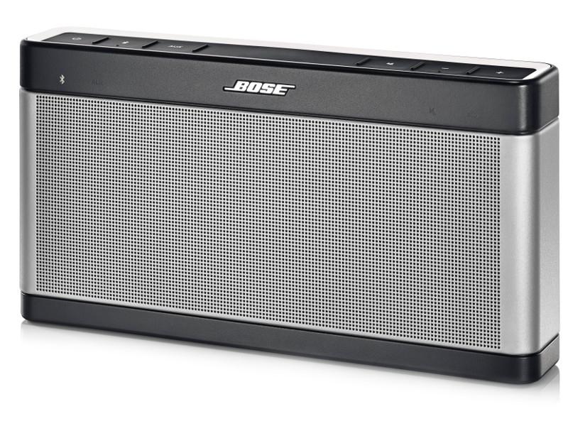 Enceinte Portable Bose SoundLink Bluetooth III Grise