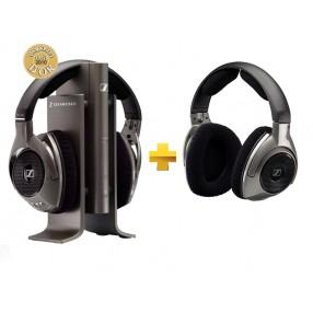 Pack casques sans fil Sennheiser RS 180 + HDR 180
