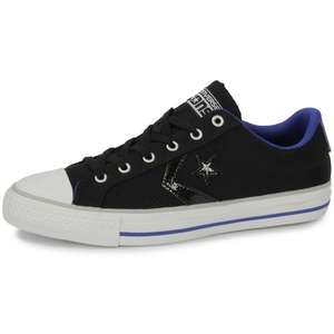 Chaussures Converse Star Player Noire Streetwear/Tennis Homme