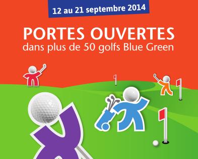 Portes ouvertes : Découverte gratuite du Golf