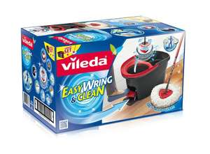 Kit Balai + seau Easy Wring And Clean - Vileda