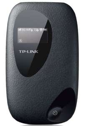 Modem 3G TP-Link M5350 Mobile Wi-Fi avec affichage OLED