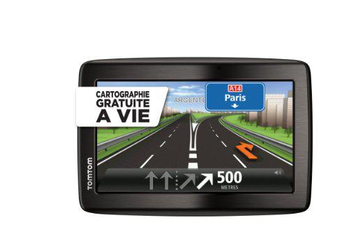 GPS TomTom Via 135 M - Cartographie à vie Europe 45 pays (1EQ5.002.16)
