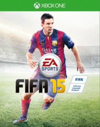 Precommande - Fifa 15 sur Xbox One et PS4