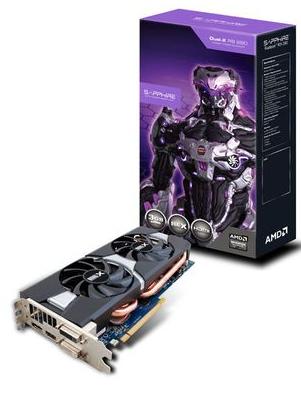 Carte graphique Sapphire - Radeon R9 280 DUAL-X-OC With Boost 3 Go + 3 Jeux au choix