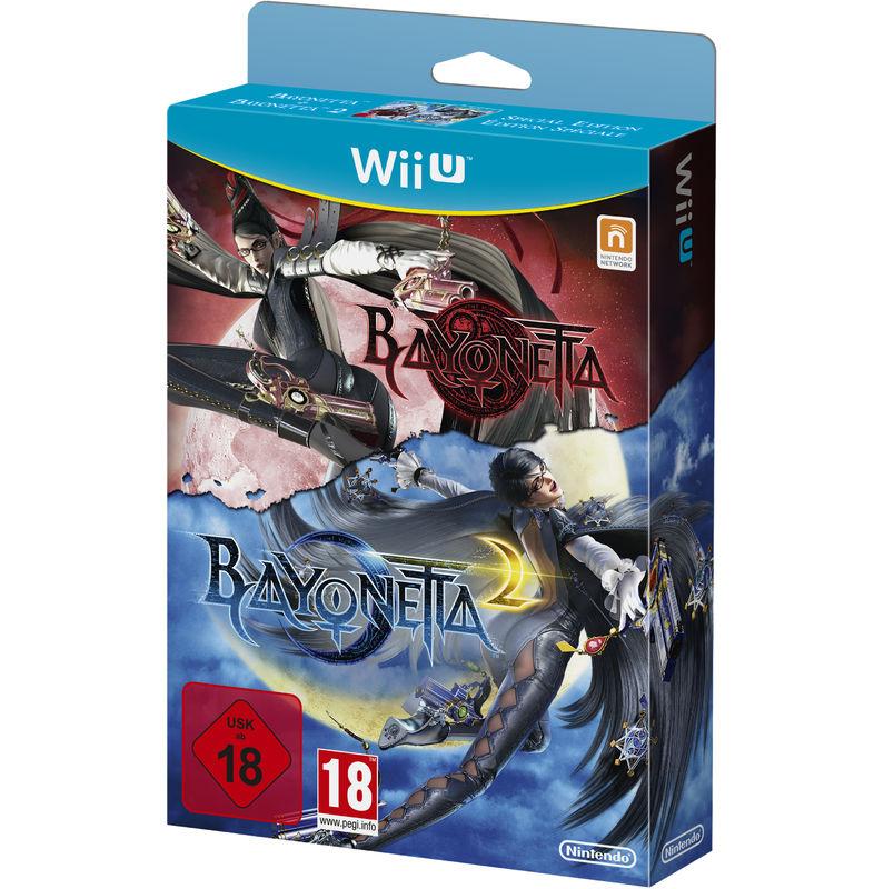 [Précommande] Bayonetta 1 & 2 Edition Spéciale sur Wii U