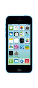 MAJ Smartphone Apple iPhone 5c 8G bleu (70€ ODR)