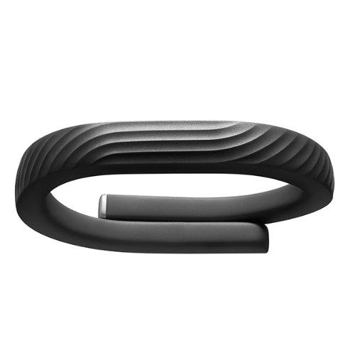 Bracelet connecté Jawbone UP24 avec Bluetooth (Noir - Taille M)