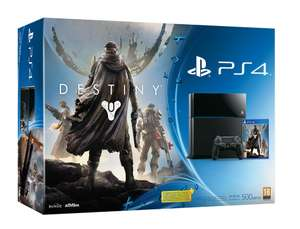 Console PS4 500 Go + Destiny + 30 jours PlayStation Plus