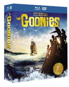 Les Goonies - Édition Collector Ultime avec Blu-ray + DVD + Jeu de société exclusif