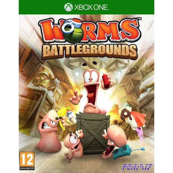 [Abonnés Gold] Worms BattleGround sur Xbox One (Dématérialisé)