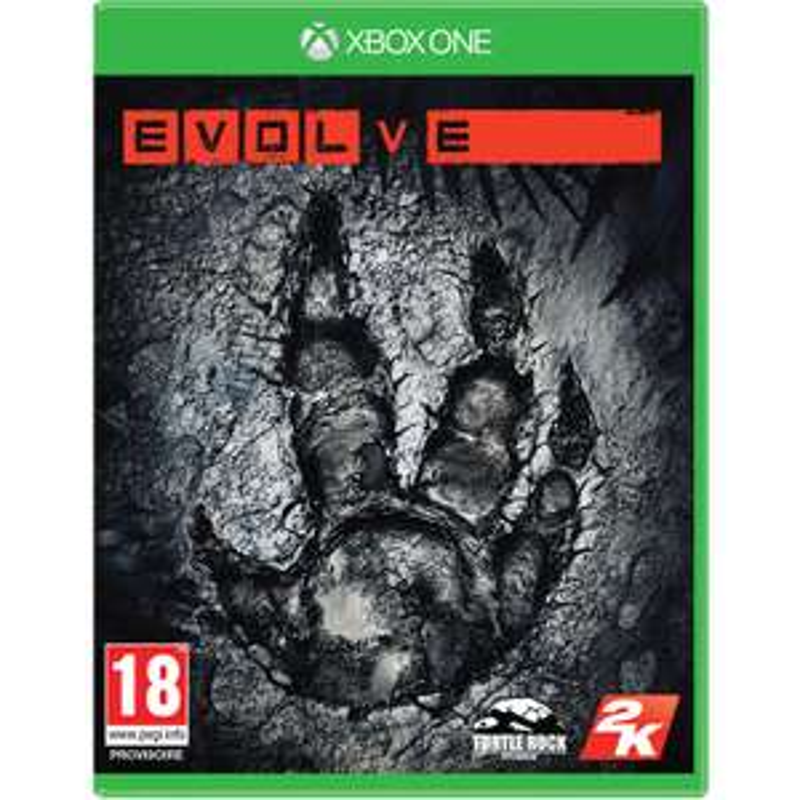 Précommande : Evolve sur Xbox one ou PS4