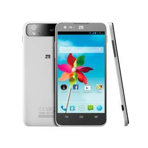 "Smartphone 5"" ZTE Grand S Flex 4G HD 16 Go blanc (40€ ODR)"