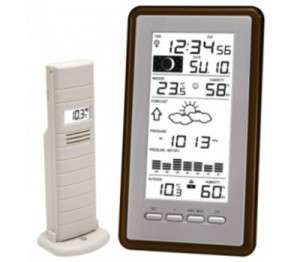 Station Météo Lacrosse Technology WS9040IT-S-CHOC