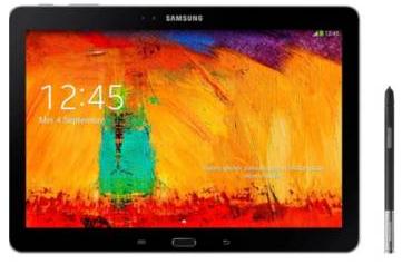 Tablette Galaxy Note 10.1 Edition 2014 (Avec ODR 100€) + 50€ en carte cadeau