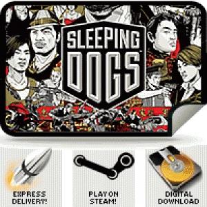 Sleeping Dogs (PC - Clé Steam)