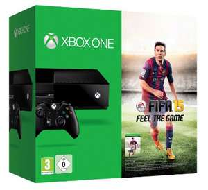 Pack Xbox One + Fifa 15