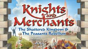 Knights and Merchants (+ Enclave + East India Company Gold) gratuit sur PC (Steam)