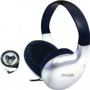 KOSS UR21C - Casque Stéréo Hifi + Ecouteurs MP3
