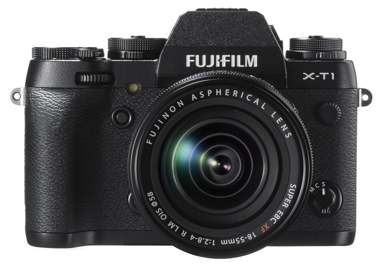Appareil photo hybride Fujifilm X-T1 + XF18-55mm