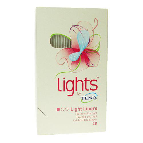 Échantillons Lights by Tena (protège slip) gratuits
