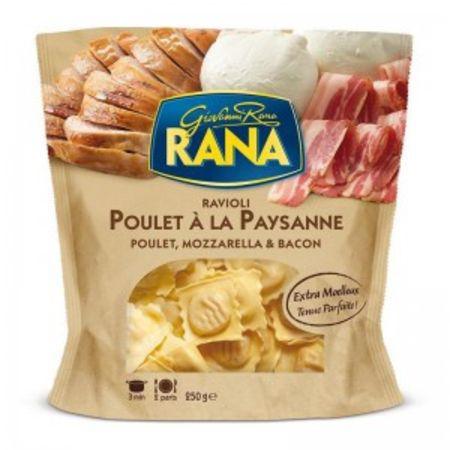 Lot de 3 paquets de Ravioli rana (2 + 1 gratuits avec 60% remboursé via shopmium)