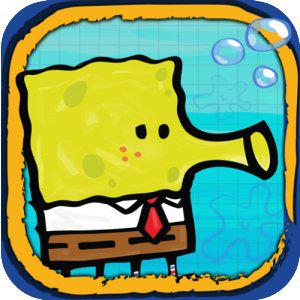 Doodle Jump Bob l'éponge gratuit sur Android