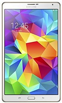 """Tablette Samsung Galaxy Tab S 16 Go, Wi-Fi, 4G - 10.5"""" à 438.19€ et 8.4"""""""