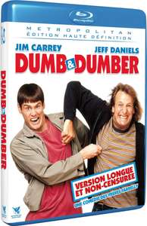 Precommande Bluray Dumb and Dumber