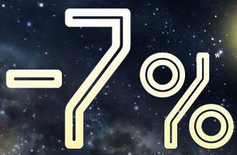 7% de réduction sur les téléphones portables