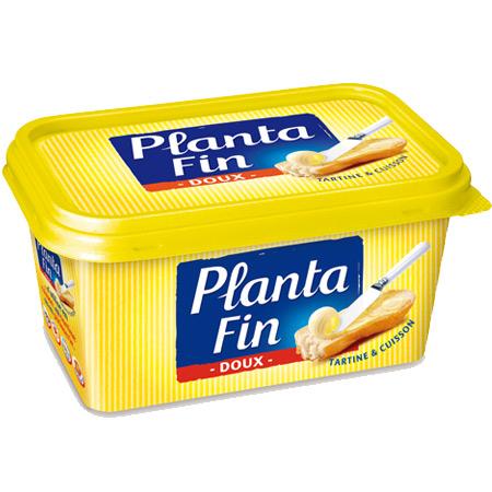 Barquette de Margarine Planta fin 510gr