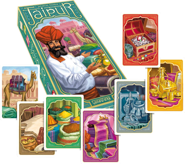 Sélection de jeux de société en promo - Ex : Jaipur