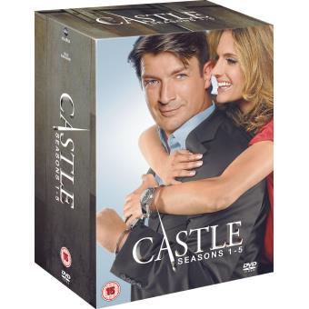 [Précommande] Coffret DVD Série Castle - intégrale de la Saison 1 à 5