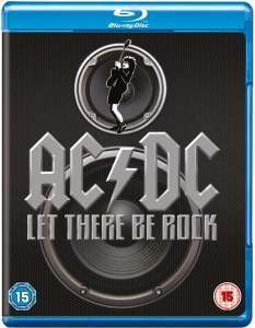AC/DC: Let There Be Rock! Blu-ray