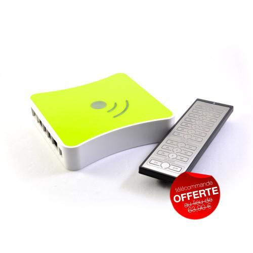 Télécommande Duwi Z-wave offerte pour l'achat de la box domotique Eedomus